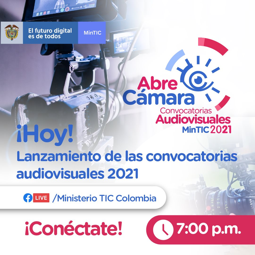 convocatorias audiovisuales 2021